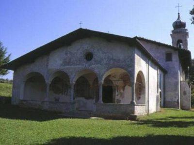 Santuario della Santissima Trinità – Casnigo