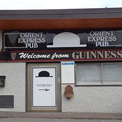 Pub Orient Express