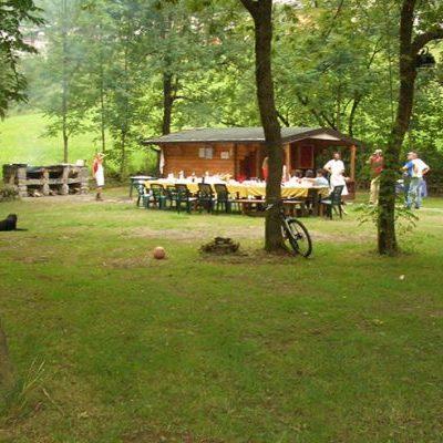 Area sosta camper Sabiunet