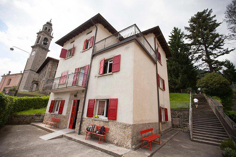 Casa Berni castione