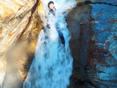 Canyoning Fiumenero e Bondone