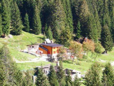 Rifugio Alpe Corte