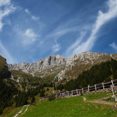Trekking alla Baita Cassinelli