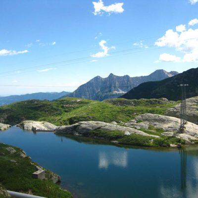 Arrampicare a Valgoglio – Lago Nero