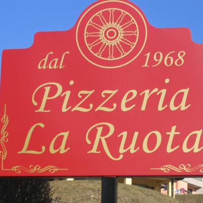"""Ristorante Pizzeria """"La Ruota"""""""