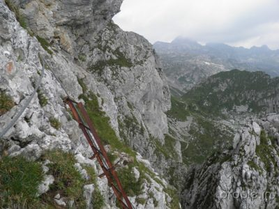Equipped Route in Presolana
