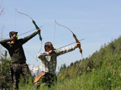 Archery in ValSeriana