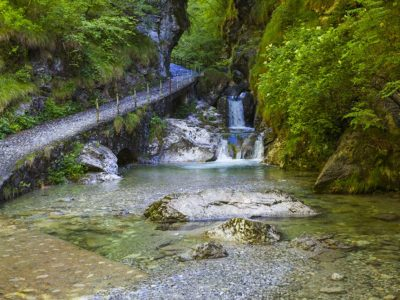 Itinerario in Val Vertova
