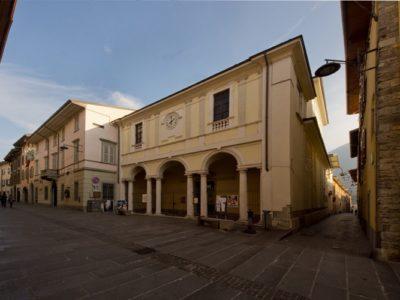 Monastero e chiesa di S. Anna – Albino