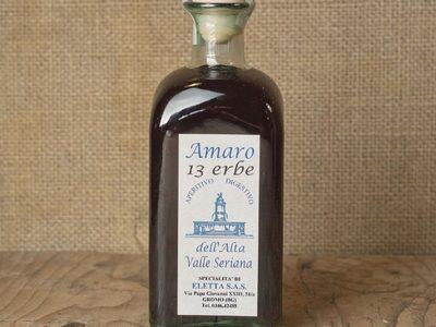 Amaro 13 erbe