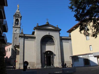 Chiesa prepositurale di S. Maria Assunta e S. Ippolito – Gazzaniga