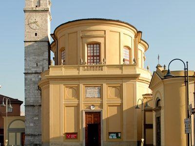 Chiesa dei Santi Sette Fratelli Martiri e Chiesa di Santa Lucia – Ranica