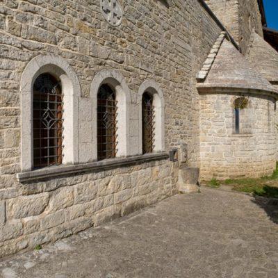 Chiesa di San Benedetto in Abbazia – Albino