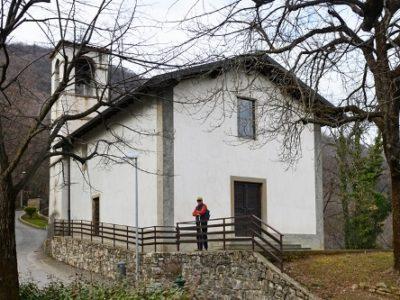 Chiesetta di San Rocco al Colle e Chiesetta di S. Dionisio – Ranica