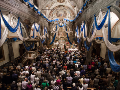 Soggiorno in ValSeriana in occasione dell'anniversario dell'Apparizione della Madonna delle Grazie di Ardesio.