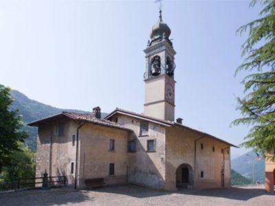 Chiesa di San Bernardo da Mentone – Oltressenda