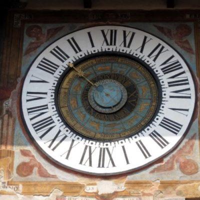 Orologio planetario Fanzago – Clusone