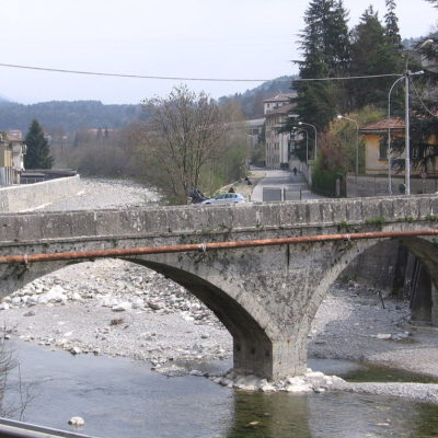 Ponte medievale di San Bernardino – Ponte Nossa