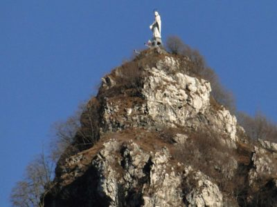 Madonna degli alpini sul Pizzo Guazza – Ponte Nossa