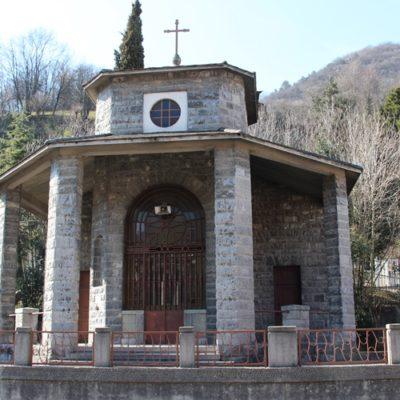 Tempietto votivo del Crocifisso miracoloso – Gazzaniga