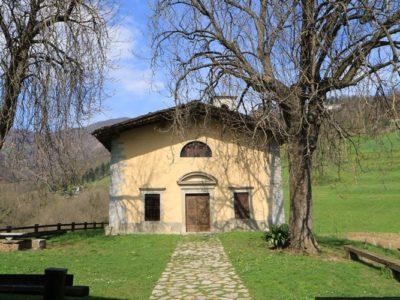 Oratorio di San Rocco al lago – Gazzaniga