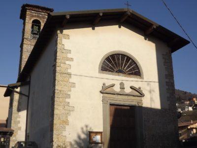 Chiesa di San Rocco – Peia