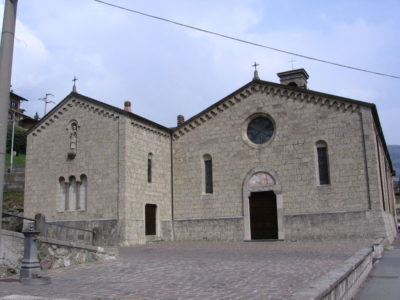 Santuario della Madonna delle Lacrime – Ponte Nossa
