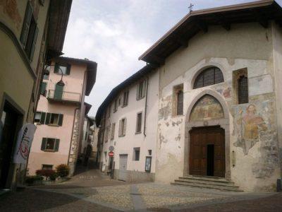 Chiesa di Sant'Anna – Clusone