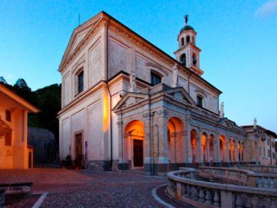 La Valle delle Basiliche a Clusone