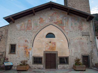 Cappella Marinoni o Cappella dell'Annunciata – Cerete