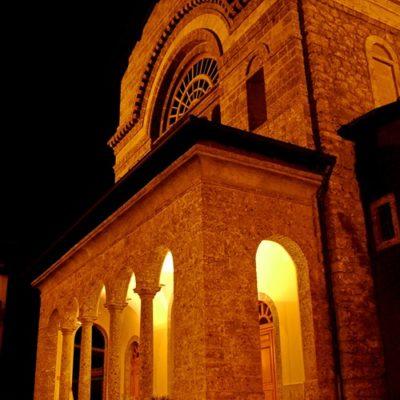 Chiesa parrocchiale della Natività di Maria Vergine a Bratto – Castione della Presolana