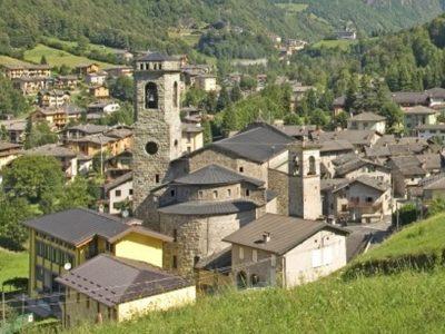 Chiesa di S. Martino – Gandellino