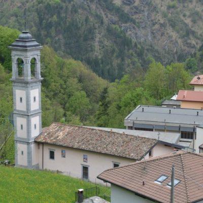 Chiesa della Madonna delle Grazie – Gorno
