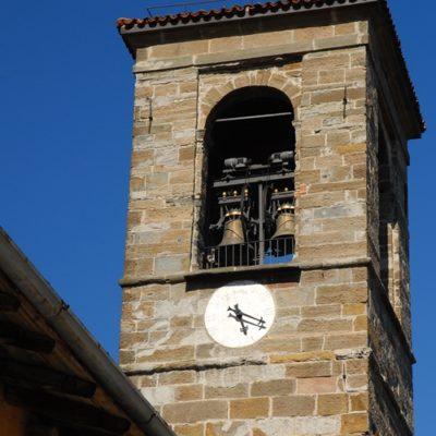Chiesa antica di San Pietro – Scanzorosciate