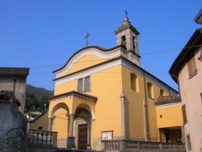 Chiesa di Sant'Andrea – Cazzano