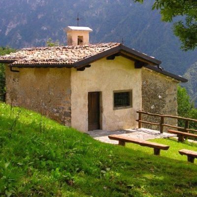 Chiesetta di San Giacomo Apostolo – Oltressenda