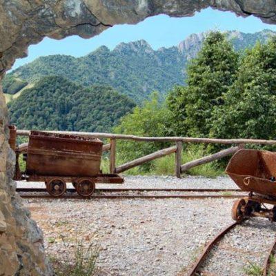 Ecomuseo delle miniere  – Gorno
