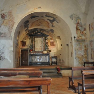 Chiesa di San Rocco – Parre