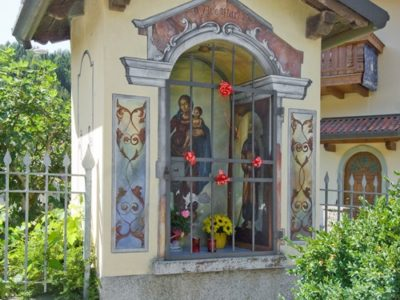 Santella della Madonna del Rosario – Onore