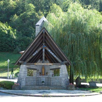 Cappella della Madonna dell'Acqua – Onore