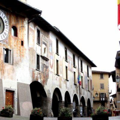 Palazzo Comunale – Clusone