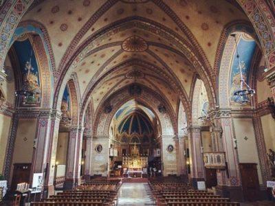 Chiesa del Paradiso – Clusone