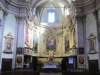 Chiesa di Sant'Antonio Abate – Valbondione