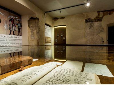 MAP Museo delle armi bianche e delle pergamene