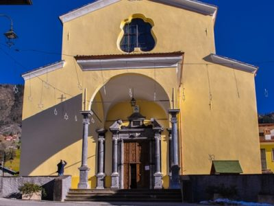Chiesa di San Vincenzo Martire – Cerete