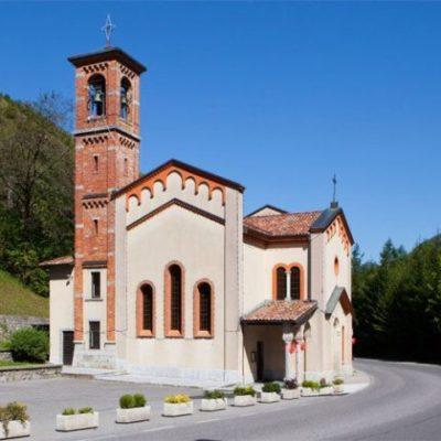 Santuario del SS. Crocifisso – Gorno