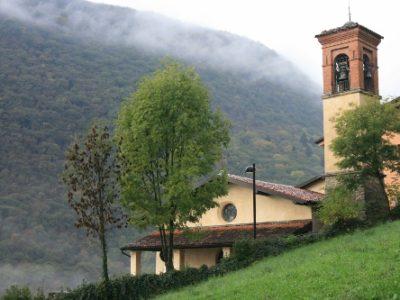 Chiesa della Santissima Trinità di Trevasco – Nembro