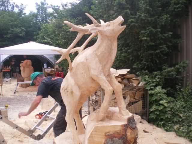 sculture-lignee