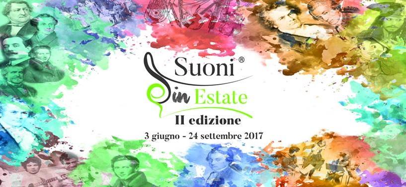 Suoni In Estate 2017