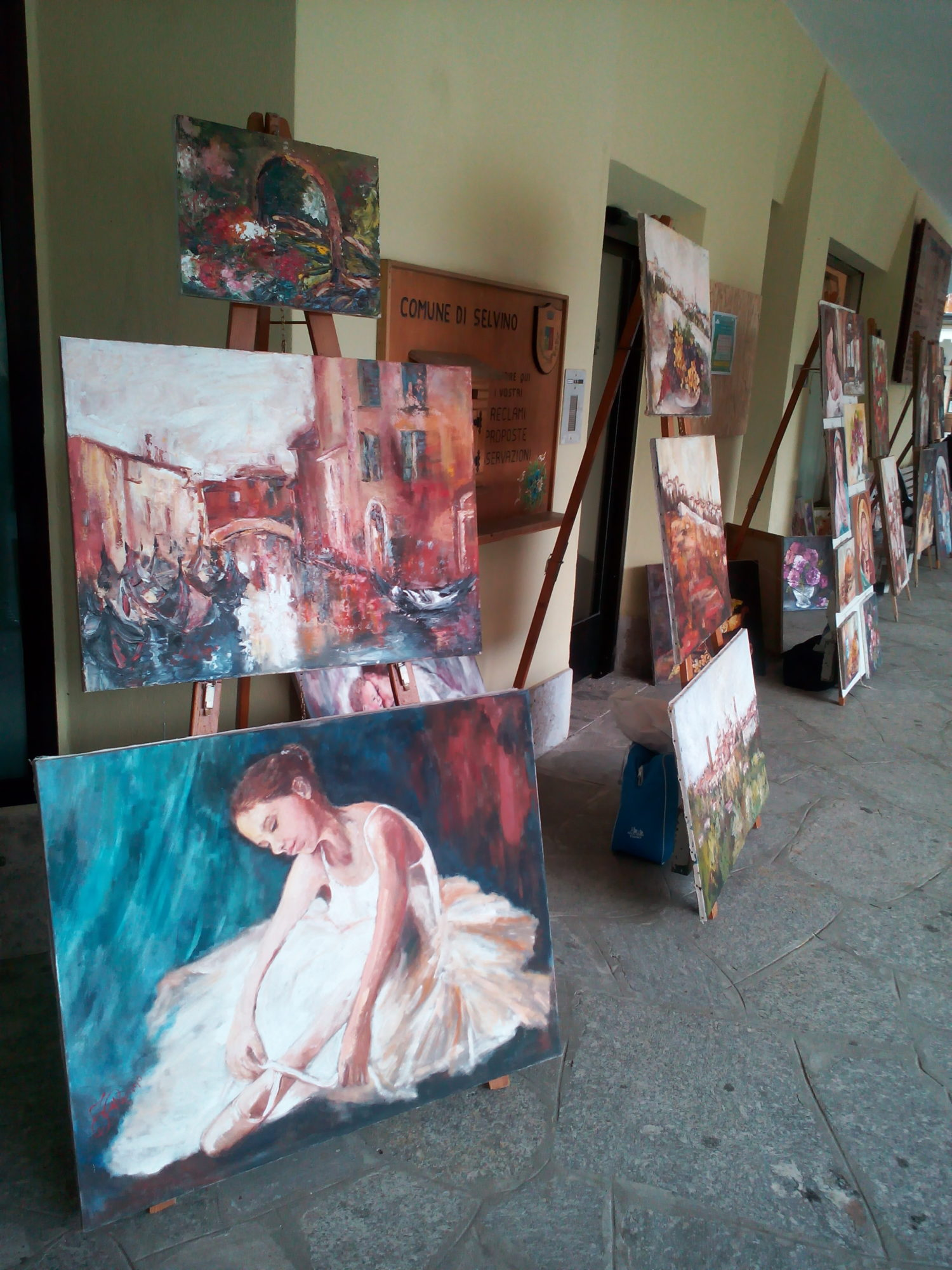 Esposizione_il_Romanino_Selvino